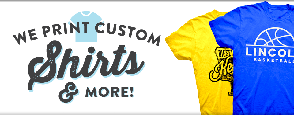 Customized T Shirts Cheap